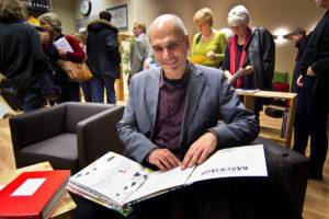 Eröffnungsfeier der Berliner Blindenbibliothek