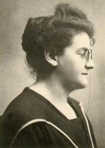Betty Hirsch Portrait