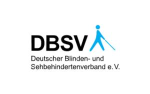 Logo - Deutscher Blinden- und Sehbehindertenverband e. V. (DBSV)