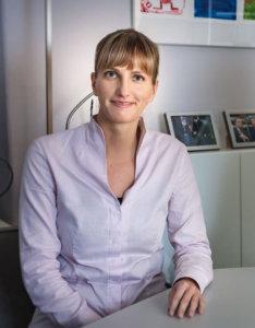Juliane Krüger Schulleiterin