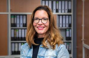 Frau Kaspar - Sekretariat
