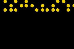Logo mit drei Figuren