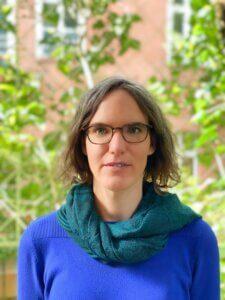 Portrait Anne Graefeb