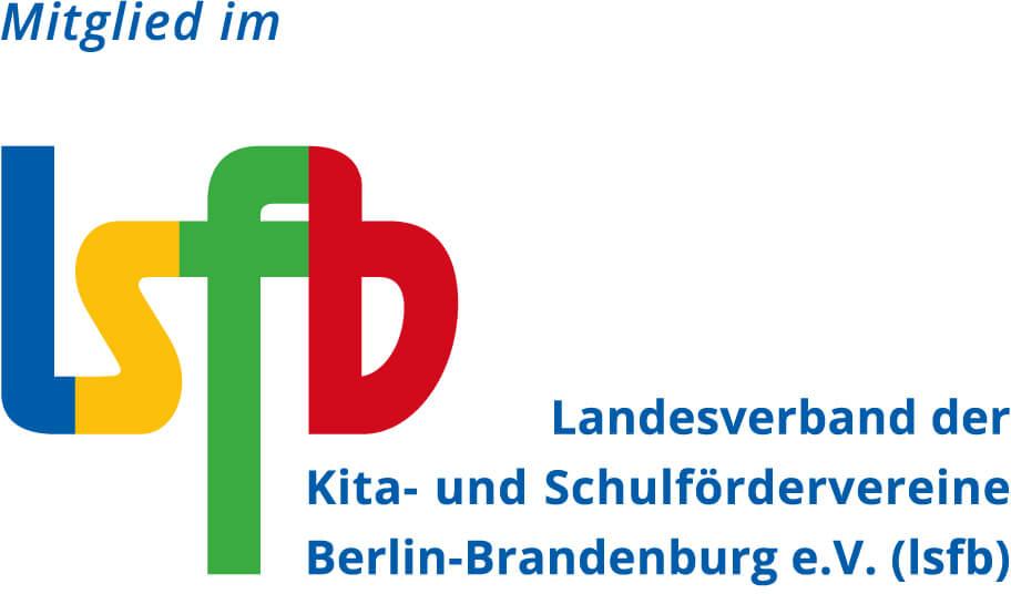 "Logo des ""Landesverband der Kita- und Schulfördervereine Berlin-Brandenburg e.V."""